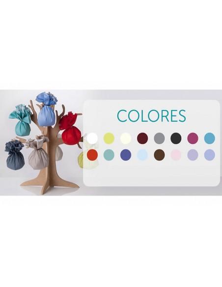 Colores de la Sábana Protectora Bsensible de Bedding en Expocolchón Valencia.