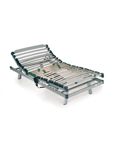 Somier Ergos Basic eléctrico, con una alta calidad de materiales, diseño y acabados.