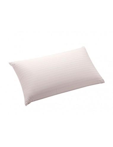 Almohada Dunlopillo Royal, almohada de látex adaptable en la zona del cuello-cabeza, aliviando los puntos de presión.