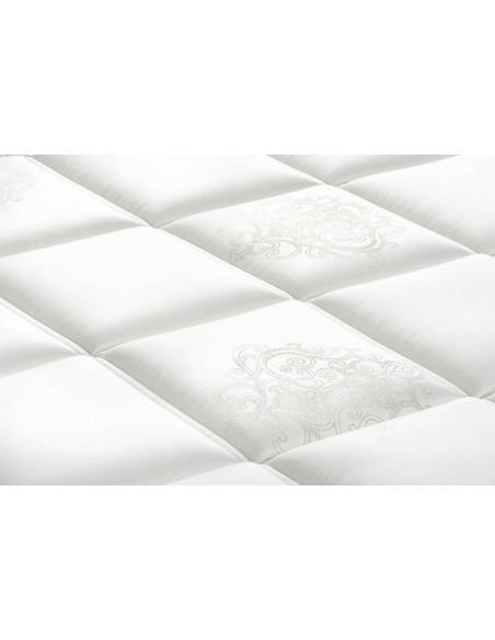 Detalle del tejido del colchón Suite V2 de Sonpura