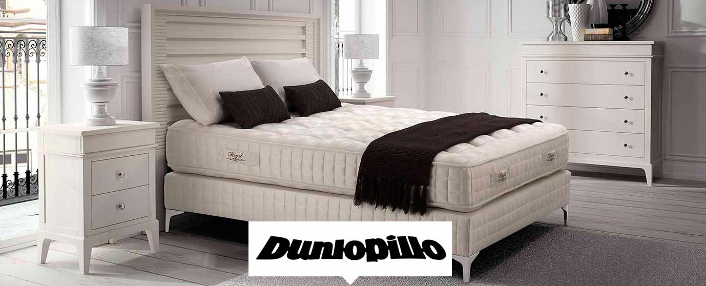 Colchones y Almohadas Dunlopillo