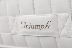 Asas laterales colchón Triumph para poder voltear el colchón