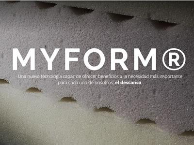 Tecnología Myform Dorelan
